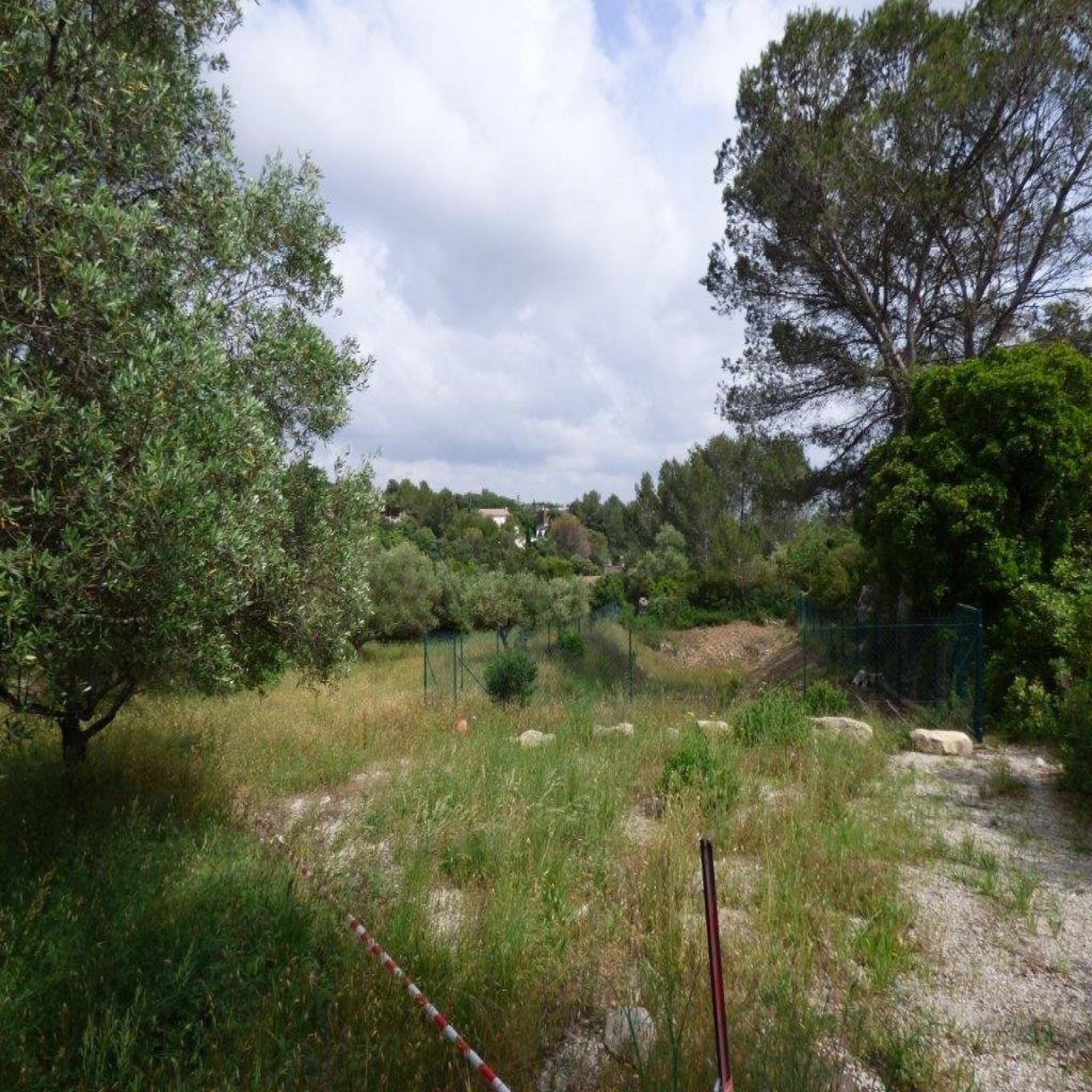 Image_, Terrain, Nîmes, ref :1424